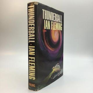 THUNDERBALL Fleming, Ian Literature