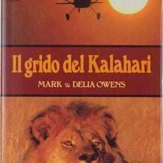 IL GRIDO DEL KALAHARI.: Owens Mark & Delia.