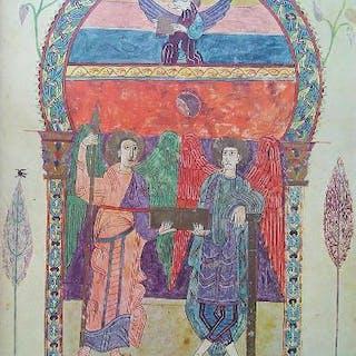 Sancti Beati a Liebana in Apocalypsin Codex Gerundensis
