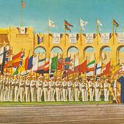 Die Olympischen Spiele in Los Angeles
