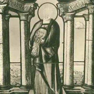 Die Glasgemalde der Ehemaligen Benediktinerabtei Muri in...