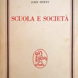 SCUOLA E SOCIETà JOHN DEWEY FILOSOFIA,Scienze sociali