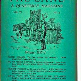 The Land: A Quarterly Magazine