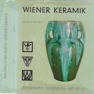 Wiener Keramik Historismus - Jugendstil - Art Decò...