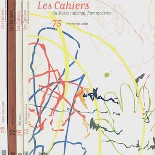 Les cahiers du Musée National d'Art Moderne - 2001 AA. VV. ARTE E SPETTACOLO
