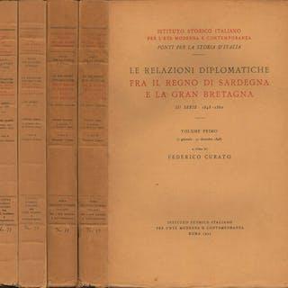 Le relazioni diplomatiche fra il Regno di Sardegna e la...