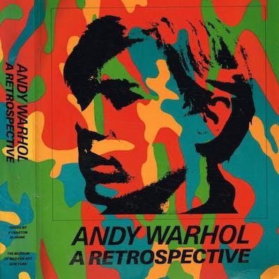Andy Warhol. A retrospective Kynaston McShine, a cura di ARTE E SPETTACOLO