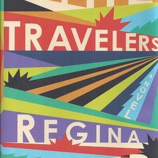The Travelers Porter, Regina Fiction,Signed By Author