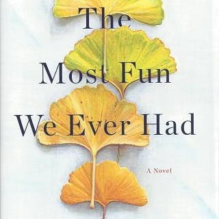 The Most Fun We Ever Had Lombardo, Claire Fiction,Signed By Author