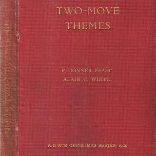 Simple Two-Move Themes; from the library of Kenneth...