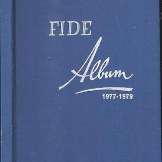 FIDE Album 1977-1979 Nenad Petrovic (1907-1989) editor Chess