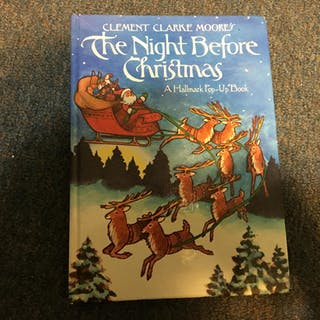 THE NIGHT BEFORE CHRISTMAS Moore