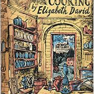 French Country Cooking. Decorated by John Minton. DAVID, Elizabeth.