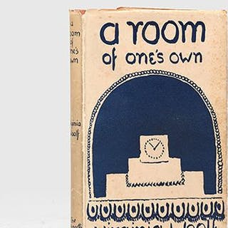 A Room of One's Own. WOOLF, Virginia.
