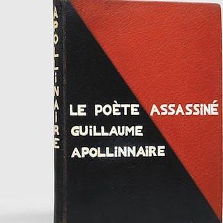 Le Poète Assassiné. APOLLINAIRE, Guillaume, & Raoul Dufy.
