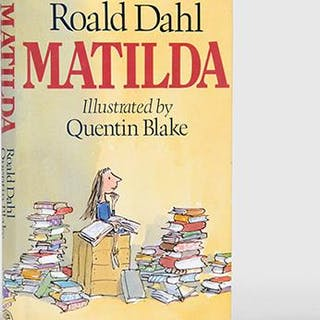 Matilda. Illustrations by Quentin Blake. DAHL, Roald.