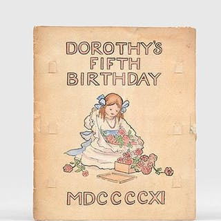 [Manuscript:] Dorothy's Fifth Birthday and How She Spent It