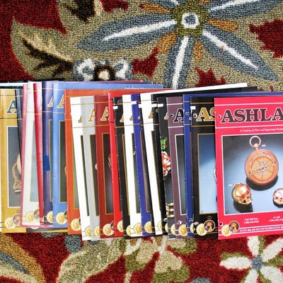 29 CATALOGS of ASHLAND : A CATALOG of FINE and IMPORTANT...