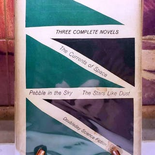 Triangle: Three Complete Novels Isaac Asimov Fiction