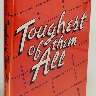 Toughest of Them All [The Story of Pistol Pete] SHIRLEY