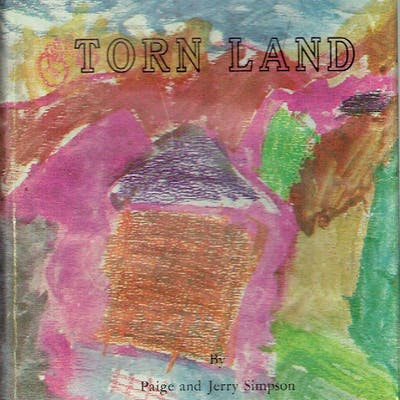 Torn Land Simpson, Paig Shoaf; Simpson Jerry H. Jr. Virginiana