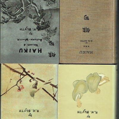 Haiku in 4 volumes : Volume 1 - Eastern Culture; Volume 2...