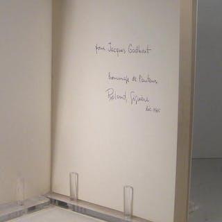 L'âge de la parole. Poèmes 1949-1960 Giguère, Roland Littérature québécoise