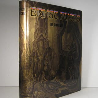 Ernst Fuchs Draeger (Préf. de Marcel Brion) (Ernst Fuchs) Beaux-Arts