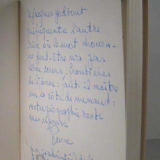 Chouennes. Poèmes 1961-1971 Perrault, Pierre Littérature québécoise