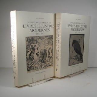 Manuel de l'amateur de livres illustrés modernes 1875-1975