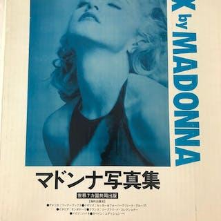 SEX Madonna Fashion,LGBTQ,Music,Photo Books,Photography