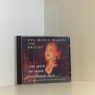 Eva-Maria Hagen singt Brecht - Joe