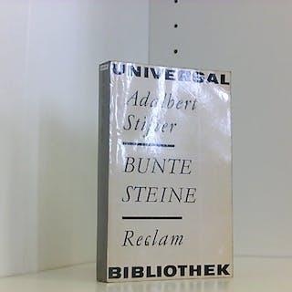 Adalbert Stifter: Bunte Steine   Varia