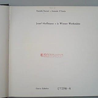 Josef Hoffman e la Wiener Werkstätte