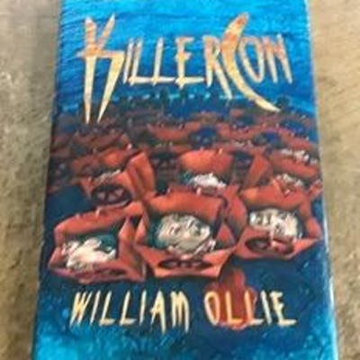 """Killercon (SIGNED Limited Edition) Copy """"NR"""" of 100 Copies Ollie"""