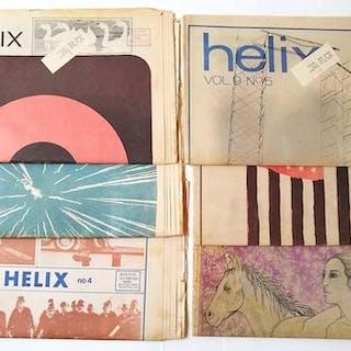 Helix Newspaper (6 Issues: Vol