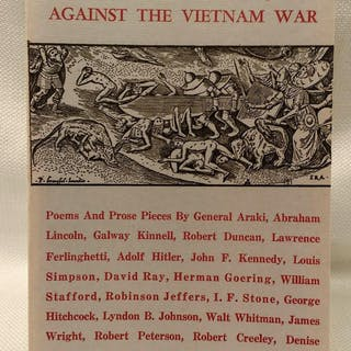 A Poetry Reading Against the Vietnam War Bly