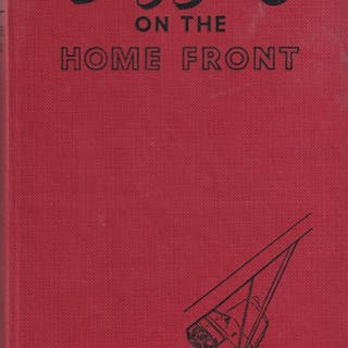 Biggles on the Home Front Johns, Captain W. E. Mystery