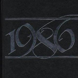Rogers High School Newport Rhode Island Binnacle Yearbook 1986 1986