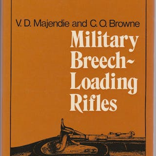 MILITARY BREECH-LOADING WEAPONS with detailed notes on...