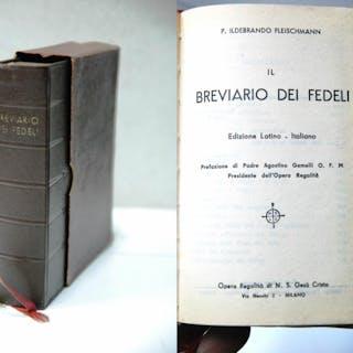 il breviario dei fedeli edizione latino italiano COME...
