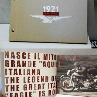 moto guzzi 1921 nasce il mito grande aquila italiana the...