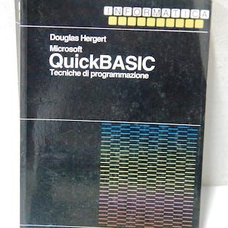 quickbasic tecniche di programmazione NUOVO hergert