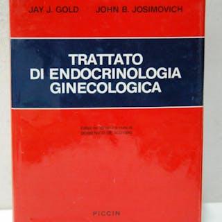 TRATTATO DI ENDOCRINOLOGIA GINECOLOGICA gold josimovich