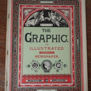 THE GRAPHIC An Illustrated Weekly Newspaper EDITION DE...
