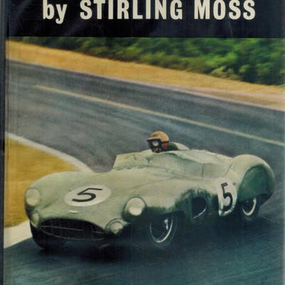 LE MANS '59. EDITED AND WITH PHOTOGRAPHS BY MAXWELL BOYD. Moss, Sterling