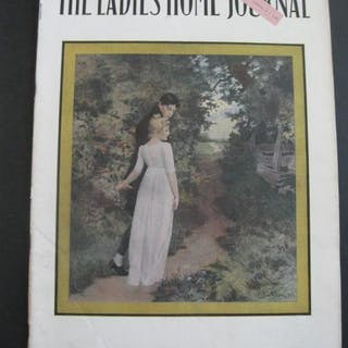 e02b46be3511 LADIES  HOME JOURNAL - August, 1907 Barbour, Ralph Henry MAGAZINES