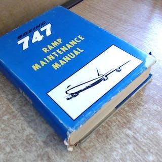 Boeing 747 Ramp Maintenace Manual Anonymous