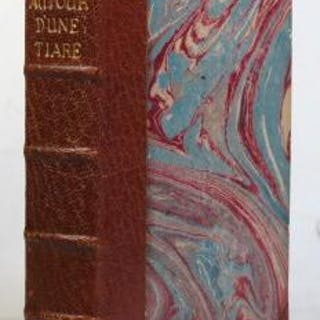 Autour d'une Tiare. 1073-1085 GEBHART, Emile Literature
