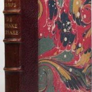 Le Roman au Temps de Shakespeare JUSSERAND, J.J. Literature